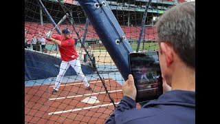 Download JD Martinez One Hand Hitting Drill Video