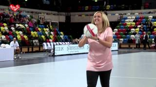 Download Tracey Neville- 3 Shot Challenge Video