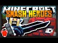 Download Minecraft | UNDEFEATED?! | Hypixel Smash Heroes Montage Video