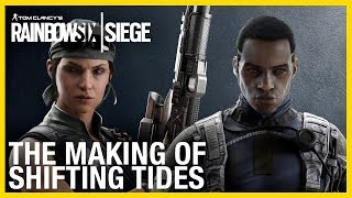 Download Rainbow Six Siege: The Making of Shifting Tides Operators and Theme Park Rework | Ubisoft [NA] Video