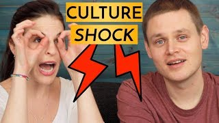 Download Surprising Culture Shock for a German in America Video