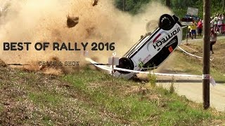 Download Best of Rally Crash 2016 - MISTAKES, HIGHLIGHTS & MAX ATTACK | [HD] Video