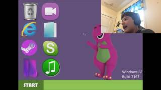 Download Windows Barney Edition | Full Feature Film Video