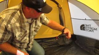 Download The North Face VE 25 Tent: Structural Architecture & Comfortable Living Space Inside Video