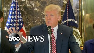 Download Trump lashes out at 'alt-left' in Charlottesville Video