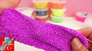 Download Oyun Hamuru Videoları Türkçe: Foam Clay - Slime Gibi Oyun Hamuru - Unboxing! Video