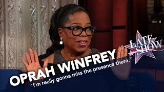 Download Oprah Winfrey On Michelle Obama: She Has Meant So Much To Me Video
