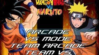Download DragonBall vs Naruto M.U.G.E.N (Hi-Res) DOWNLOAD Video