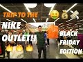 Download NIKE OUTLET ON BLACK FRIDAY SNEAKER STEALS!! TRIP TO THE NIKE OUTLET!! Video