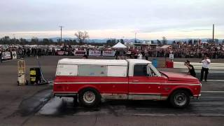 Download Farm truck and azn at Redding dragstrip 2016. Video
