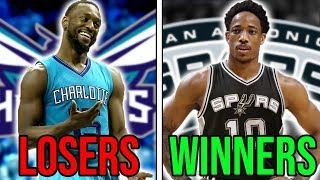 Download 10 BIGGEST Winners and Losers This Offseason Video