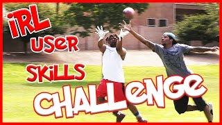 Download CAN HE BALL IN FAKE LIGHT UP YEEZYS??? - IRL User Skills Challenge Video