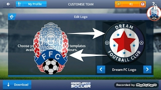 Download #How to custom (change) LOGO in dream league 17 (01-04-17) Video