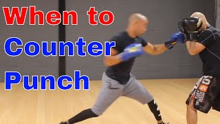 Download Counter Punching and Timing in Boxing | When to Counter? | हिंदी उपशीर्षक Video