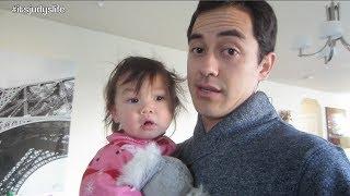 Download PICKED TWINS' NAMES! - December 25, 2013 - itsjudyslife Vlog Video