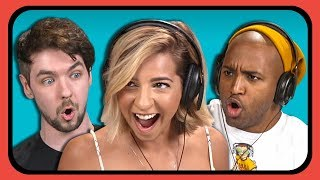 Download YouTubers React to Struggles Of Being A YouTuber (Gabbie Hanna - Roast Yourself Harder Challenge) Video