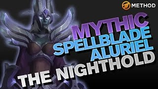 Download Method vs Spellblade Aluriel - Nighthold Mythic Video
