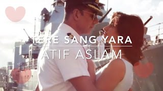 Download Tere Sang Yaara - Rustom Song Story | Akshay Kumar & Ileana D'cruz | Atif Aslam | COKE STUDIO MIX | Video