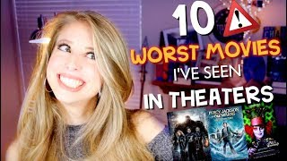 Download 10 WORST MOVIES I'VE SEEN IN THEATERS Video