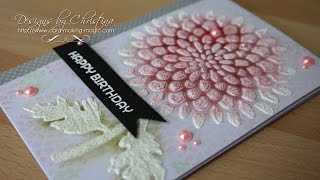 Download Embossing with Stencils Video