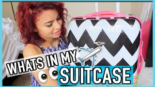 Download What's In My Suitcase + Tips | SIMPLYNESSA15 | Video
