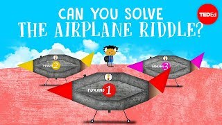 Download Can you solve the airplane riddle? - Judd A. Schorr Video