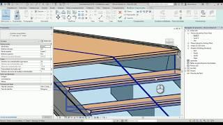 Download Revit - 04.06 Modificar altura y propiedades de escalera Video