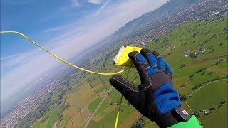 Download Don't be this stupid | Skydive Cutaway RAW video Video