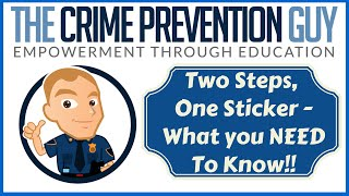 Download Two Steps One Sticker - Texas Inspection Sticker 2015 - EXPLAINED Video