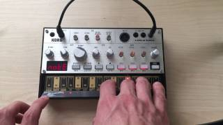 Download Korg Volca Bass Demo Retro Video