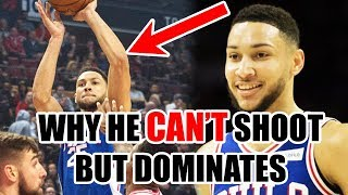 Download Why Ben Simmons CAN'T Shoot But DOMINATES The NBA Video