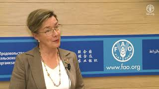 Download Elina Kalkku, Under-Secretary of State, Development Policy, Ministry of Foreign Affairs of Finland Video