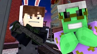 Download Tokyo Soul - KILL THE ALIENS! #29 (Minecraft Roleplay) Video
