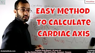 Download An easy method to calculate the cardiac axis Video
