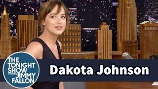 Download Dakota JohnsonEavesdropped to Perfect a Boston Accent Video