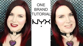 Download One Brand Tutorial Nyx Cosmetics | Drugstore Affordable Cruelty free @phyrra Video
