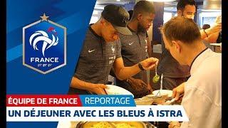 Download Equipe de France : Lendemain de qualification au camp de base des Bleus I FFF 2018 Video