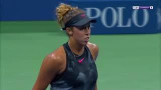 Download Elina Svitolina Vs Madison Keys US Open 2017 Highlights Video