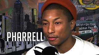 Download Pharrell Williams Talks ″Hidden Figures″ Movie and Who ″Happy″ Was Originally For Video
