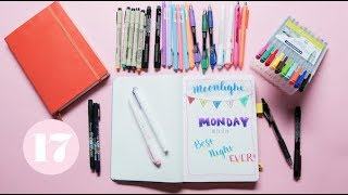 Download The Best Pens to Journal With | Plan With Me Video