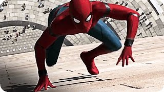 Download SPIDER-MAN: HOMECOMING Trailer 1 & 2 (2017) Video
