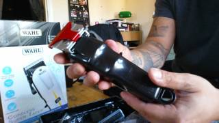 Download Wahl Cordless Super Taper Review and what comes in the box Video