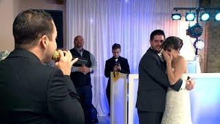 Download Backstreet Boy Howie Crashes Wedding (FULL) Video