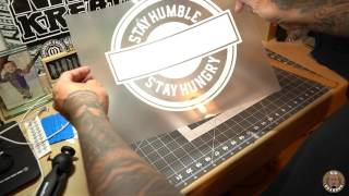 Download How To Start a Clothing Brand - Using a Vinyl Cutter and Heat Press Video