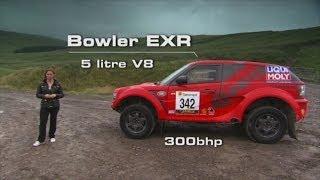 Download All-Terrain Supercar: the Bowler EXR - Fifth Gear Video