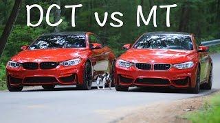 Download Dual Clutch vs Manual Transmission (DCT vs MT) BMW M4 & M3 Video