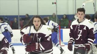 Download Amherst vs West Springfield Hockey Video