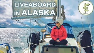 Download From Apartment Life to Living on a Sailboat in Alaska! Sailing & Cruising Liveaboards Video