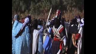 Download Ritual and ceremonies of Sebeïba in the oasis of Djanet, Algeria Video