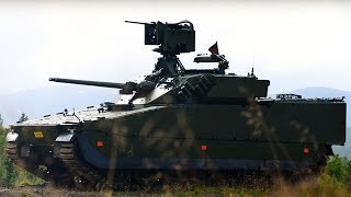 Download Norway's new fighting vehicles Video